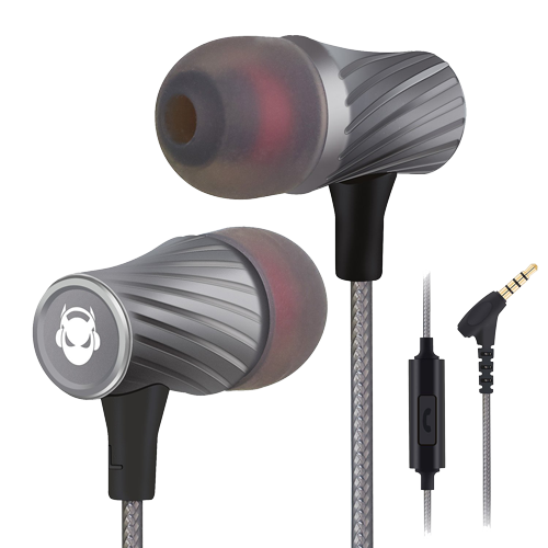 Minibeast Super Bass Headphones