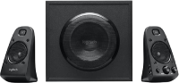 Logitech Z623 400-Watt Home Speaker System Small