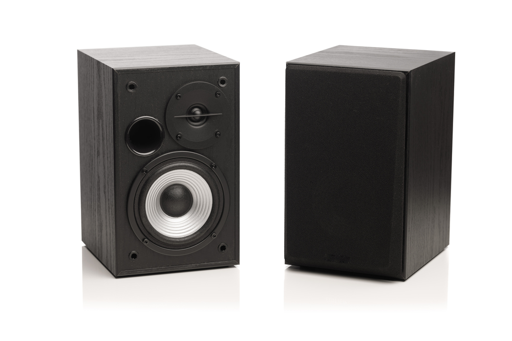 How to measure speaker size